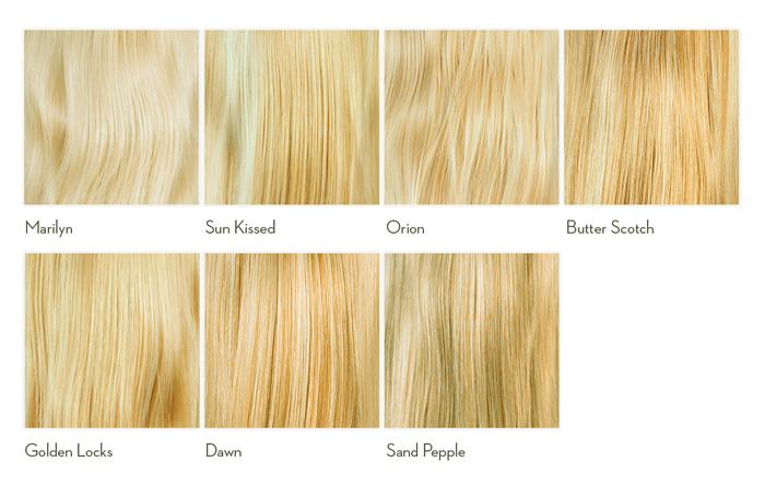 Bleached Hair Color Chart Timiznceptzmusic