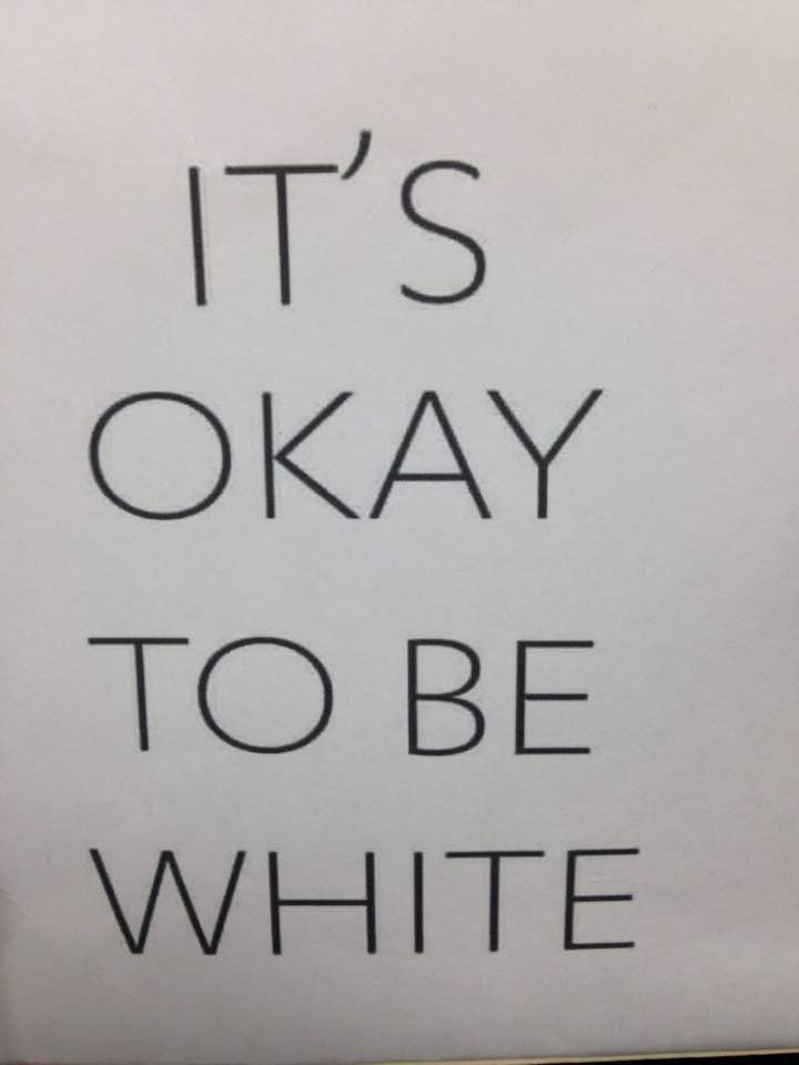 When White Guilt turns to White Hate